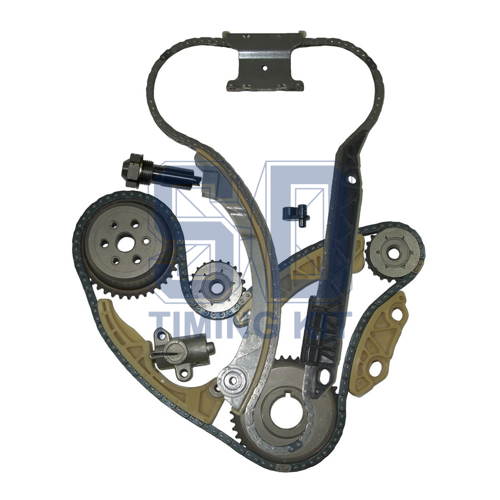 SDING YUH-Timing Kit, Timing chain, Chain Guide, Chain Tensioner